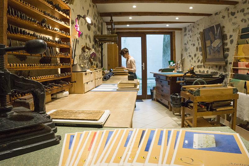 Atelier de reliure l'Arcade de Gutenberg - Créations objets fait-main - Reliure traditionnelleeliure