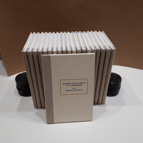 romans reliés en plusieurs exemplaires. Dos toile plats papiers.